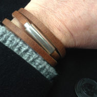 leather-bracelet-hand-wrapper-brown