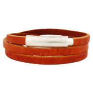 leather-bracelet-wrapper-cognac
